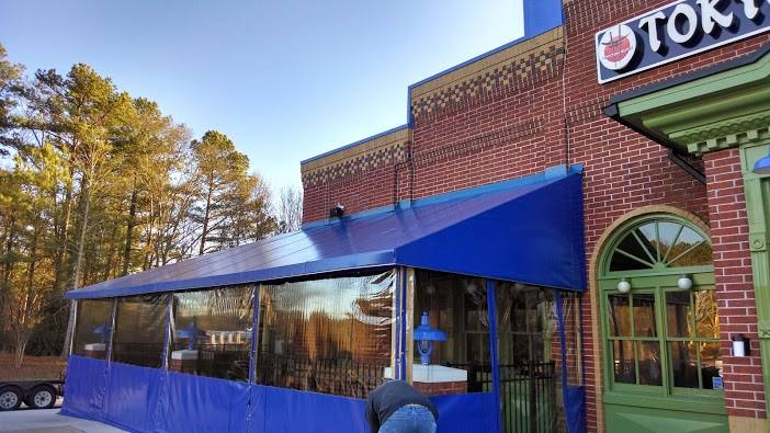 atlanta company home for owners awnings tips selection the designs wood dop front awning door